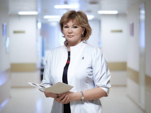 Трофимова Оксана Петровна